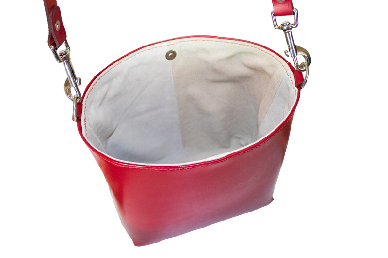 Bespoke Ladies Bucket Bag