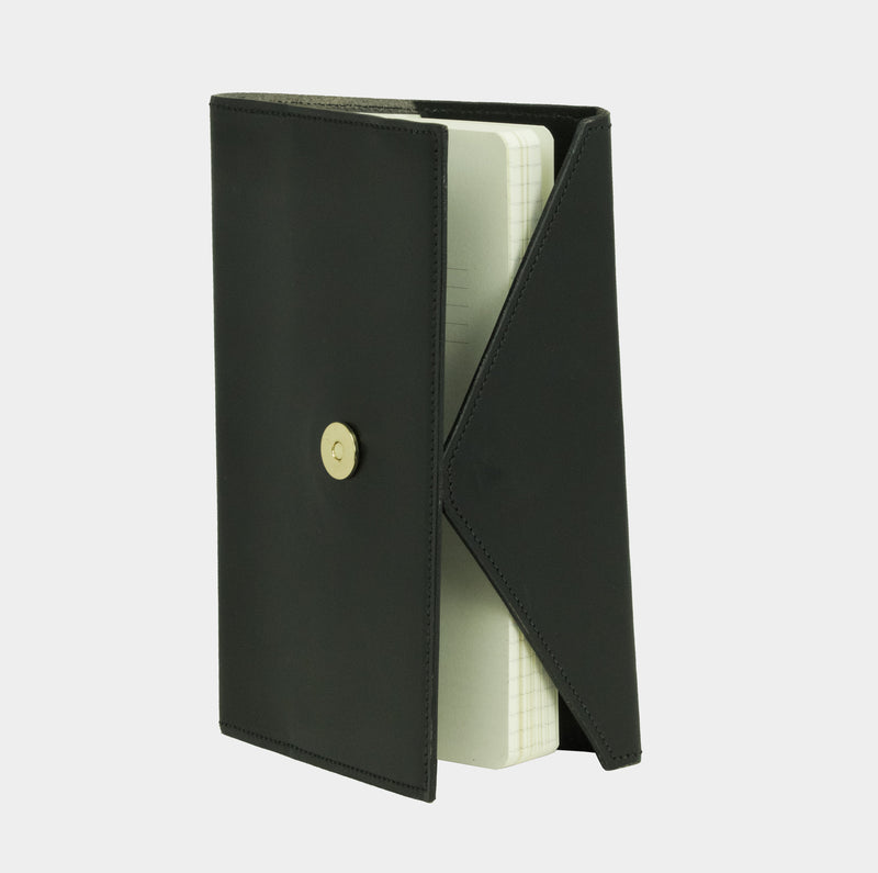 Envelope Notebook - Black