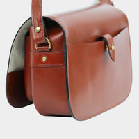 Saddle Bag - Chestnut