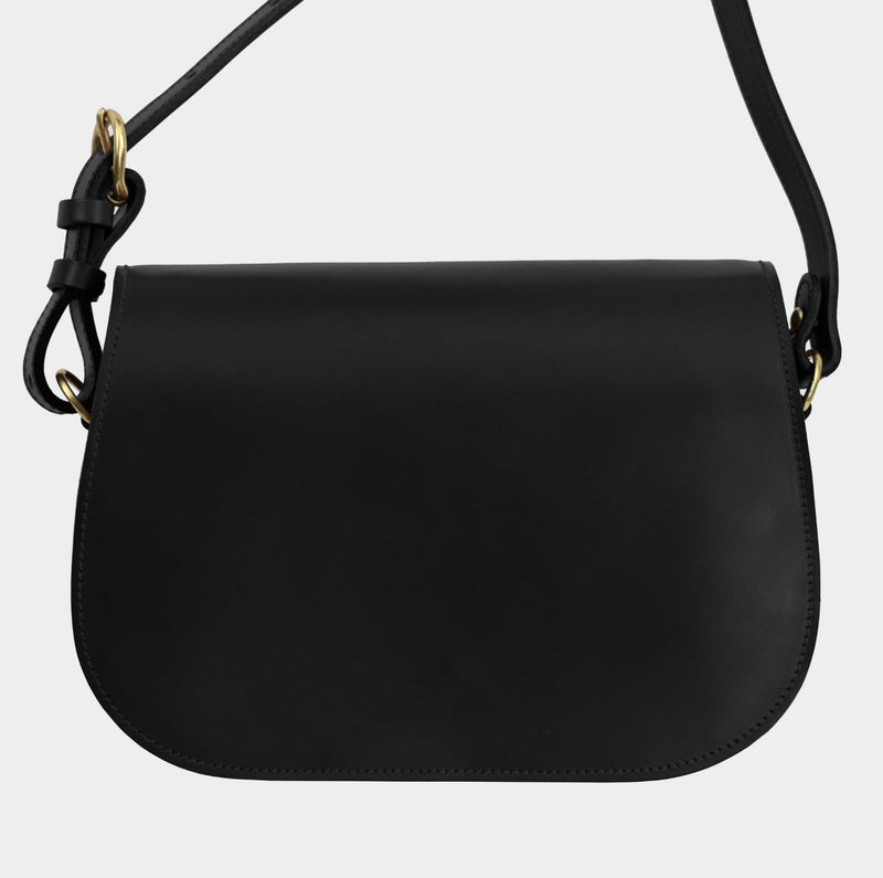 Saddle Bag - Black