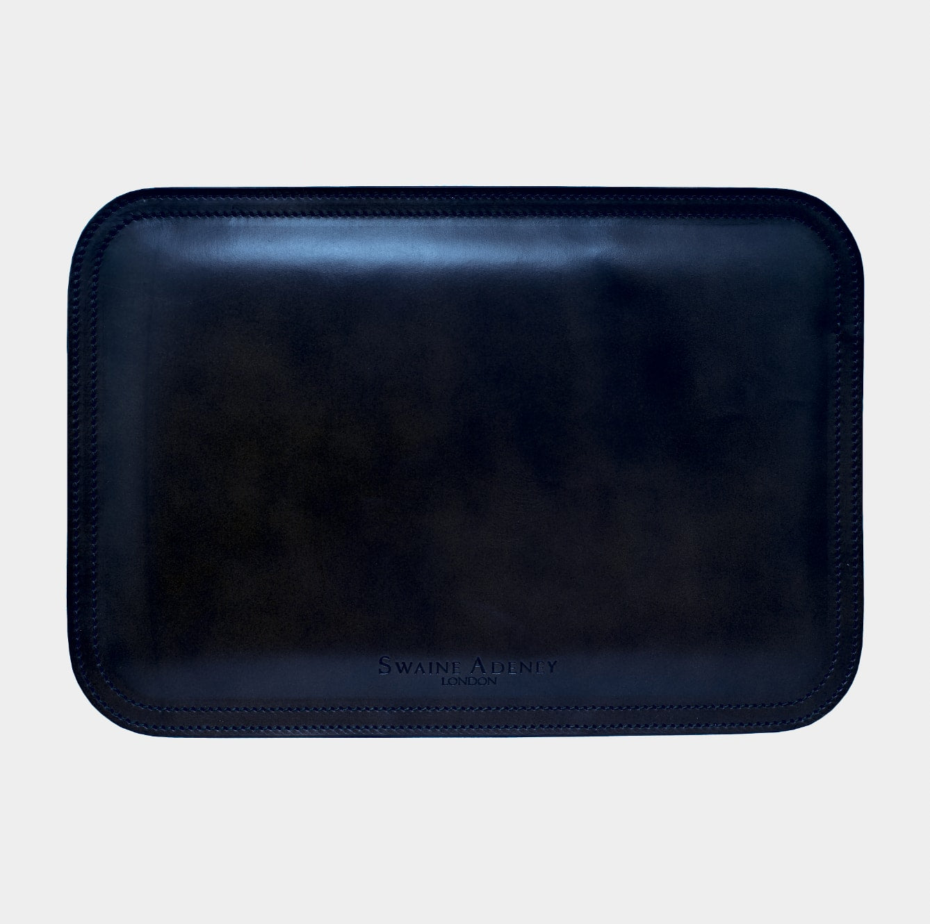 Swaine Adeney Mouse Mat - Royal Blue