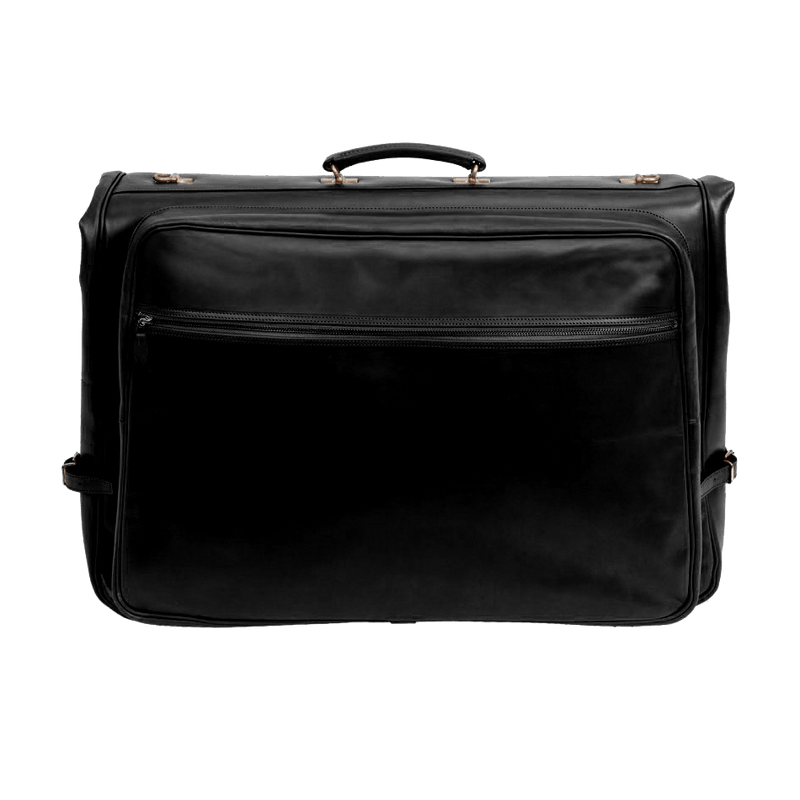 London Suit Carrier - Black