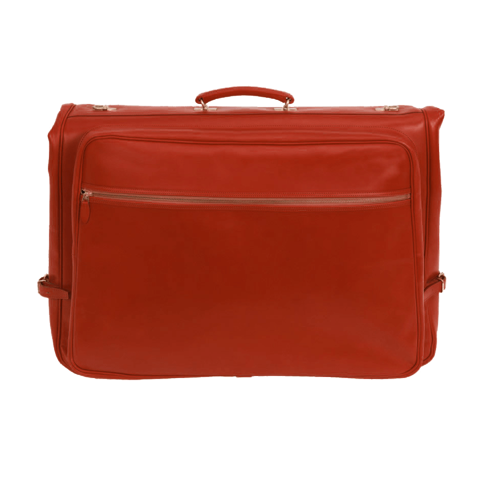 London Suit Carrier - Chestnut