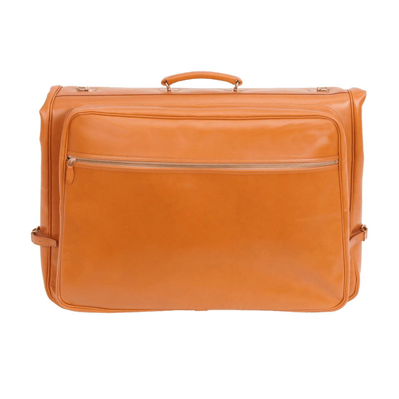 London Suit Carrier - London Tan