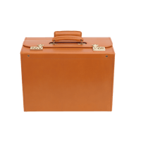 Pilot Trolley Case - London Tan