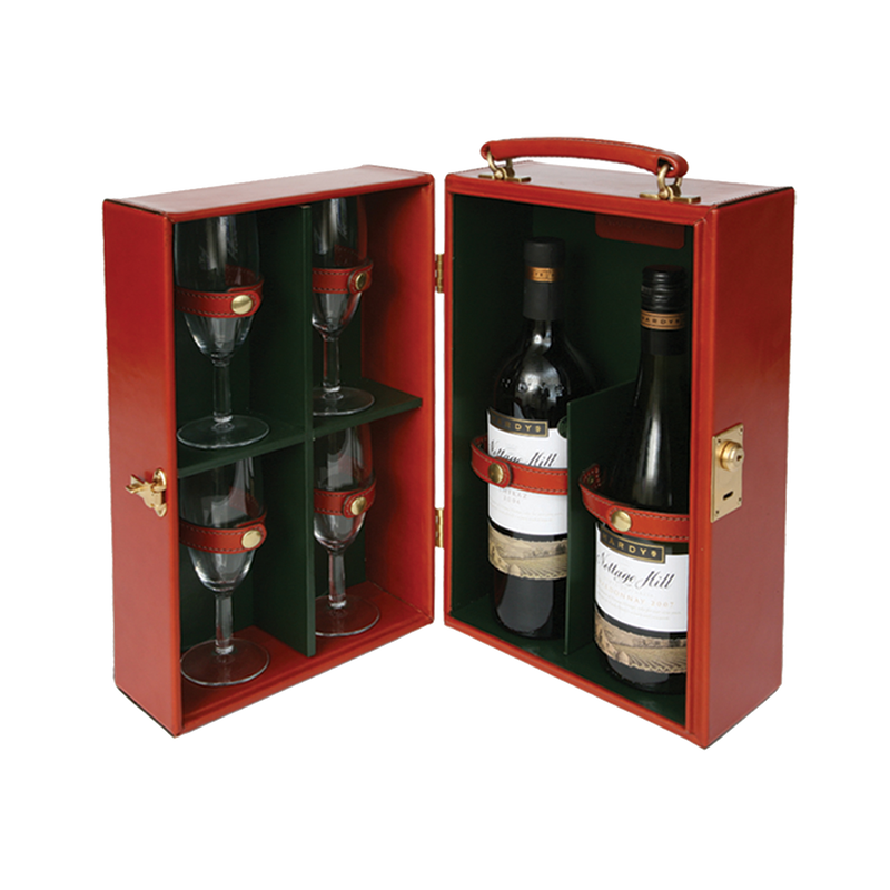 Double Wine Bar Set