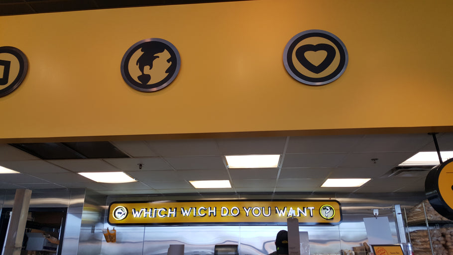 Which Wich - Maple Grove, MN