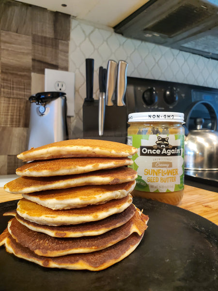 Gut Healthy Protein Pancakes