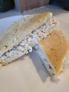 Bread Free Tuna Salad Sandwich