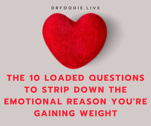 The 10 Loaded Questions to Strip Down the Emotional Reason You're Gaining Weight
