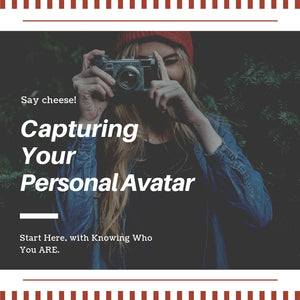 Capturing Your Personal Avatar