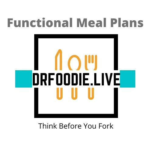 Functional Meal Plans Week 1