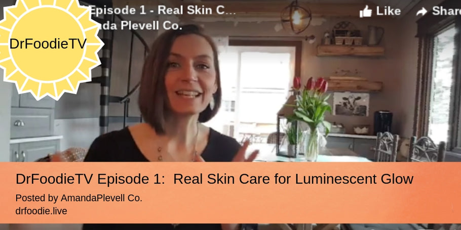 Real Skin Care for Luminescent Glowing Skin