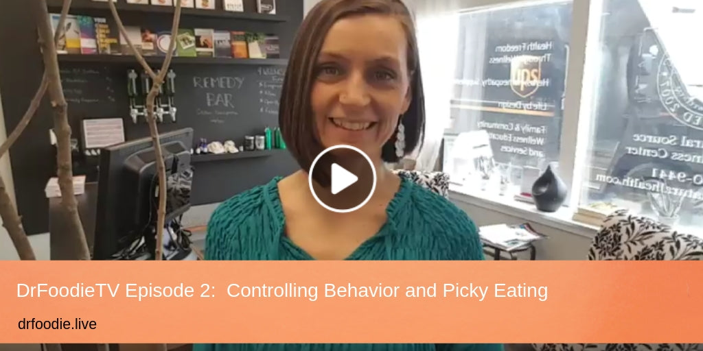 "Episode 2:  Is Daughter's ""Controlling"" Behavior Related to Picky Eating?"