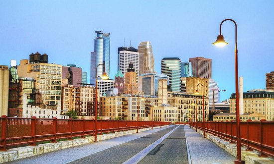 Way to go, Minneapolis, MN - Rated #2 Fittest City in America!