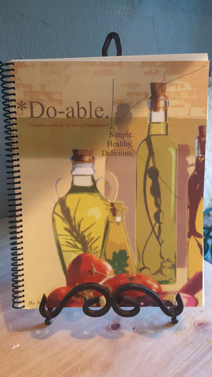 Doable Law of Nourishment Flip Chart Book