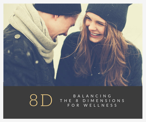 8D - 8  Dimensional Wellness