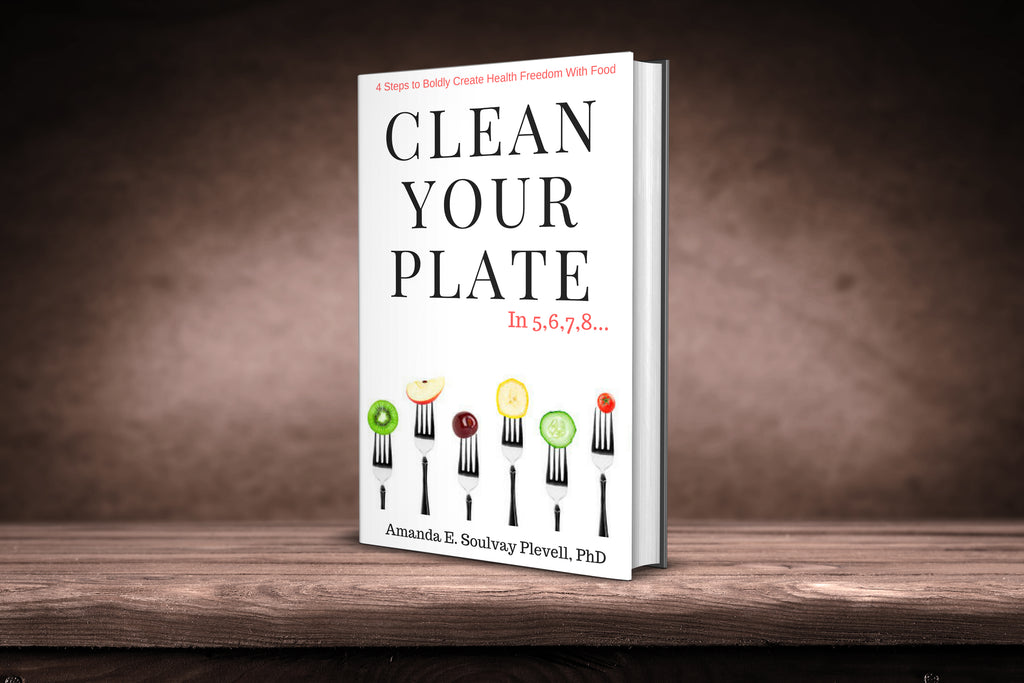 Clean Your Plate Book With Food Fx Charts