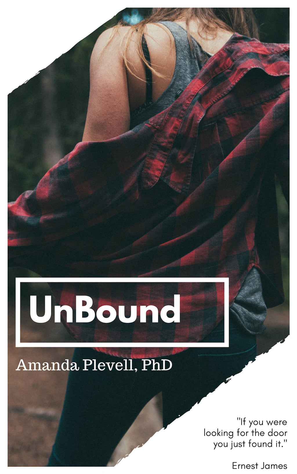 """UnBound:  Kicking Anxiety From Your Bucket List""  BOOK"