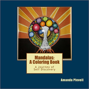 Mandalas:  A Therapeutic Coloring Book