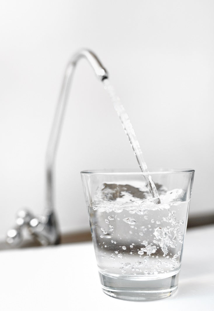 NanoSpring 3 Stage Under Counter Water Purifier