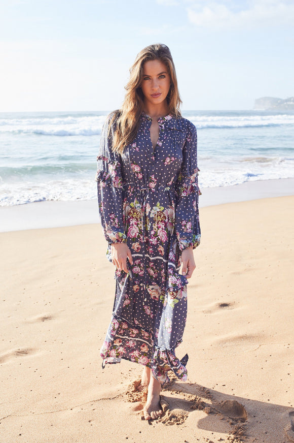 The Valley Maxi Dress