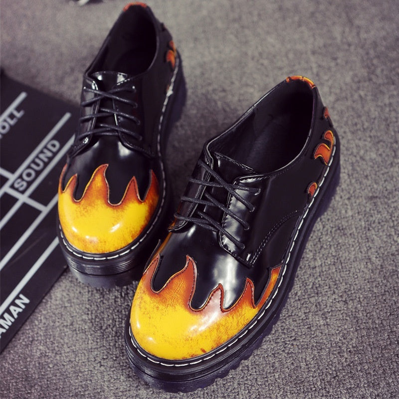 Women's Personality Punk Shoes