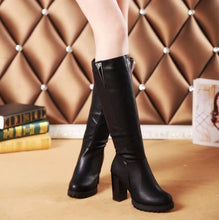 Load image into Gallery viewer, Women's Over Knee Boots