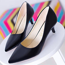 Load image into Gallery viewer, Pointed Toe High Heel Shoes
