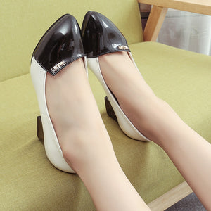 Women's Splice High Heels