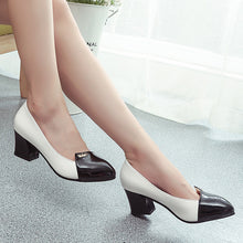Load image into Gallery viewer, Women's Splice High Heels
