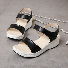Load image into Gallery viewer, Casual Wedge Comfort Open Toe Classic Sandals