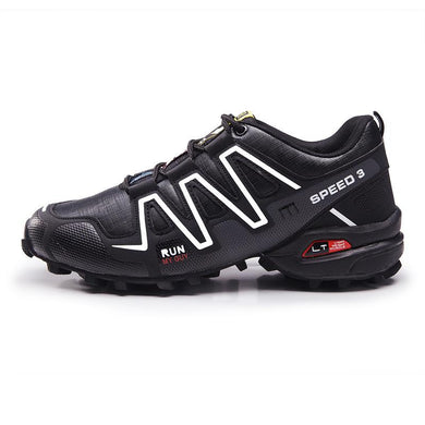 Men Hiking Shoes Mountain Climbing Outdoors Cool Trekking Athletic Sneakers