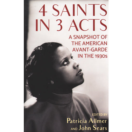 Patricia Allmer & John Sears: 4 Saints in 3 Acts