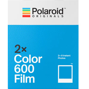 Polaroid Originals Color 600 Double Pack Instant Film (£31.99 incl VAT)
