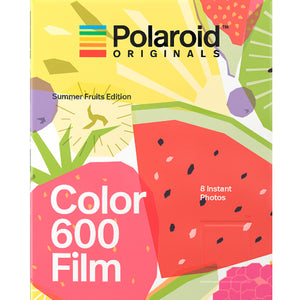 Polaroid Originals Color 600 Summer Fruits Instant Film (£18.99 incl VAT)