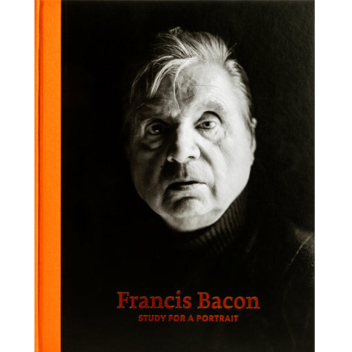 Francis Bacon Study for a Portrait (Signed limited edition w/ print)
