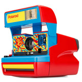 12: Polaroid 96 600 Jazz Cam/Fresh Cam Custom Instant Camera