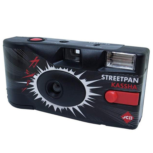 23: JCH Streetpan Kassha Single Use Camera (£18.00 incl VAT)