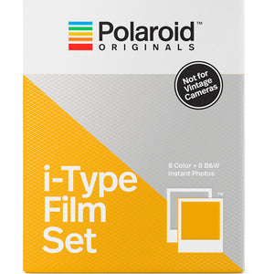 Polaroid Originals I-Type Instant Film Set