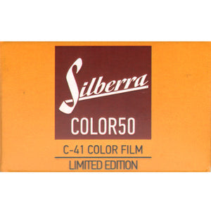 Silberra COLOR50 35mm Film 36 Exposures (£10.50 incl VAT)