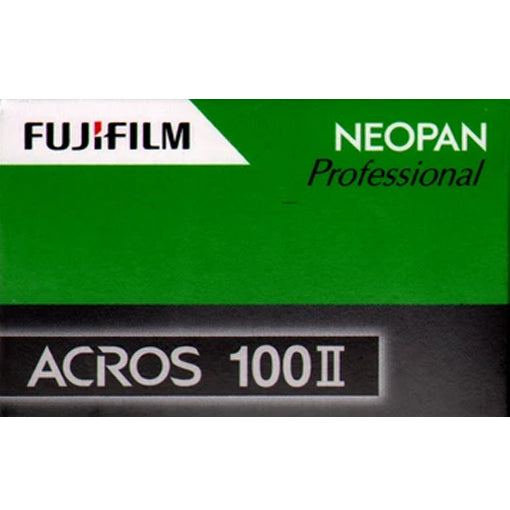 Fujifilm Neopan Acros 100 II 35mm Film 36 Exposures (£10.00 incl VAT)