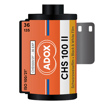 ADOX CHS 100 II 35mm Film 36 Exposures (£7.00 incl VAT)