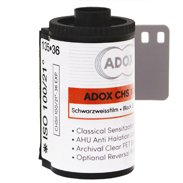 ADOX CMS 20 II 35mm Film 36 Exposures (£5.50 incl VAT)
