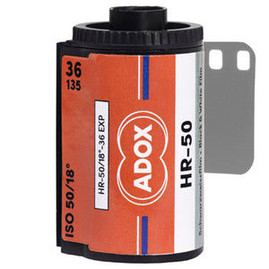 ADOX HR-50 35mm Film 36 Exposures (£5.99 incl VAT)