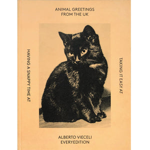 Alberto Vieceli:  Animal Greetings From The UK