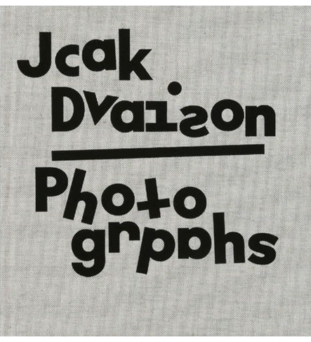 Jack Davison: Photographs, Annotated Artists Edition