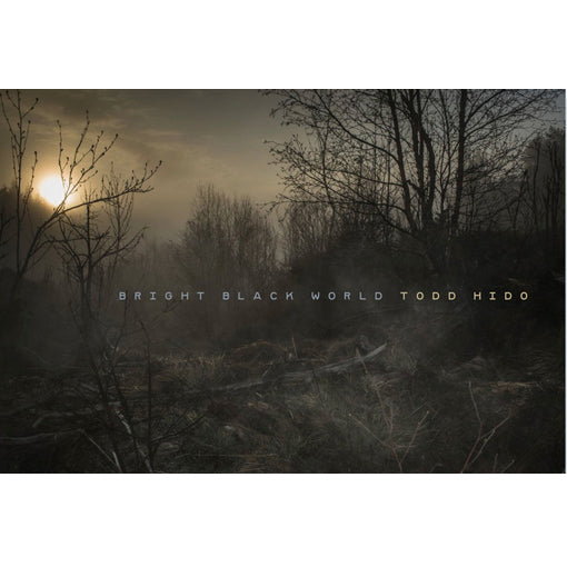 Todd Hido: Bright Black World (Out of print, signed)