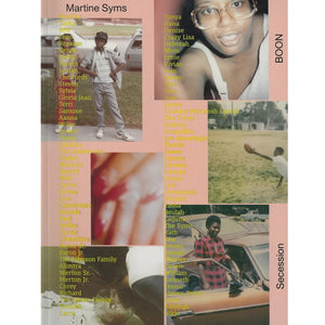 Martine Syms: BOON (Secession)