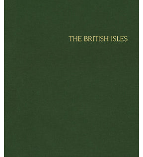 Jamie Hawkesworth: The British Isles (Signed, Pre-Order)